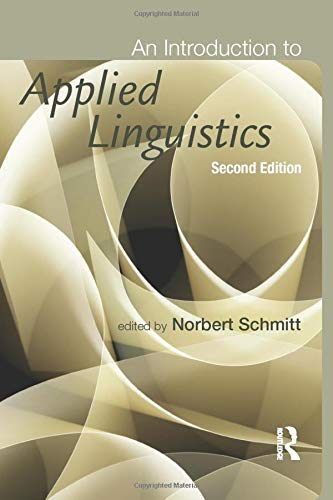 An Introduction to Applied Linguistics