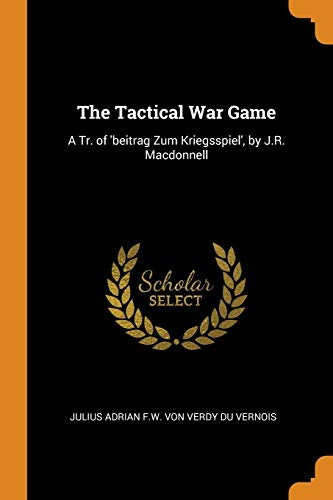 The Tactical War Game