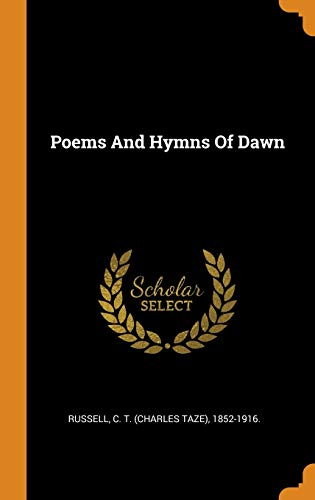 Poems and Hymns of Dawn