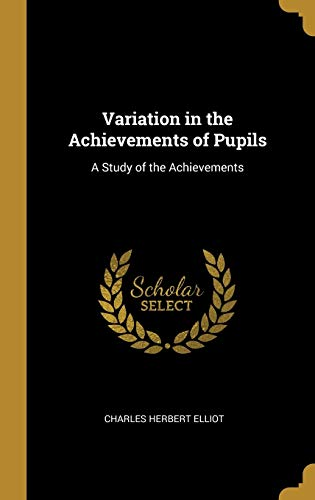 Variation in the Achievements of Pupils