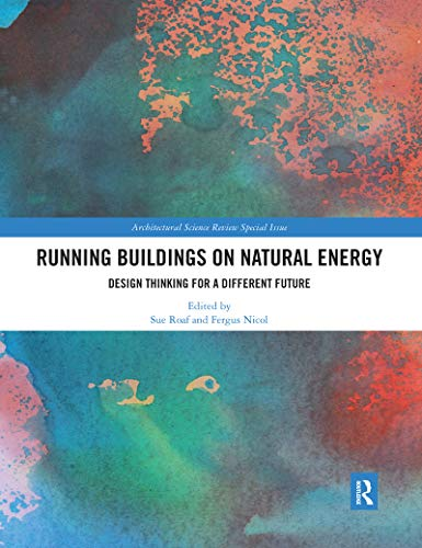 Running Buildings on Natural Energy