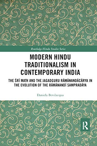 Modern Hindu Traditionalism in Contemporary India