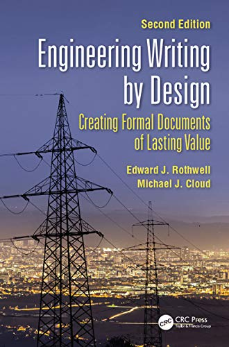 Engineering Writing by Design