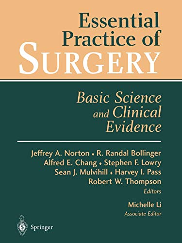 Essential Practice of Surgery