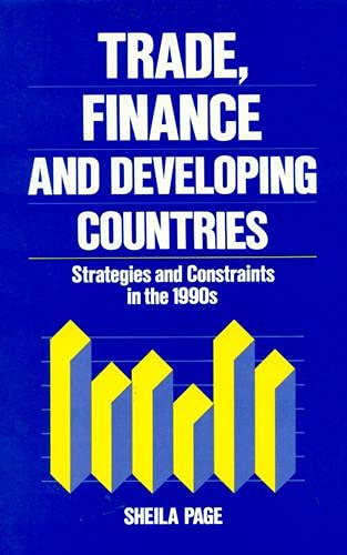 Trade, Finance, and Developing Countries