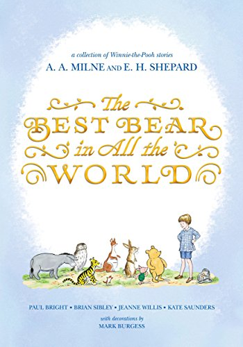 Winnie-The-Pooh: Best Bear in All the World