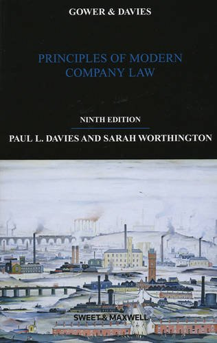Gower & Davies: Principles of Modern Company Law