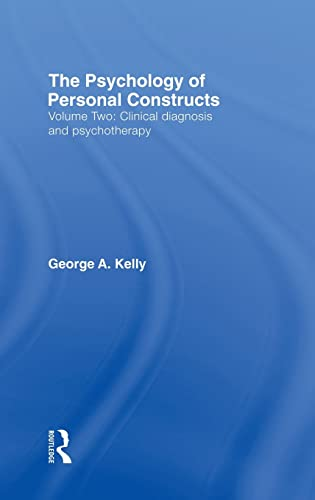 The Psychology of Personal Constructs