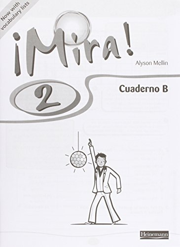 Mira 2 Workbook B Revised Edition (Pack of 8)