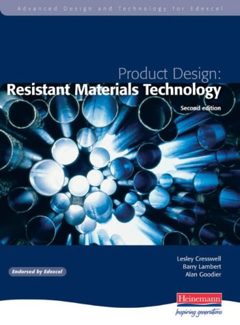 Advanced Design and Technology for Edexcel Product Design: Resistant Materials