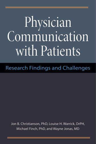 Physician Communication with Patients