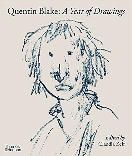 Quentin Blake - A Year of Drawings