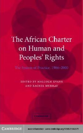 The African Charter on Human and Peoples' Rights