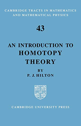 An Introduction to Homotopy Theory