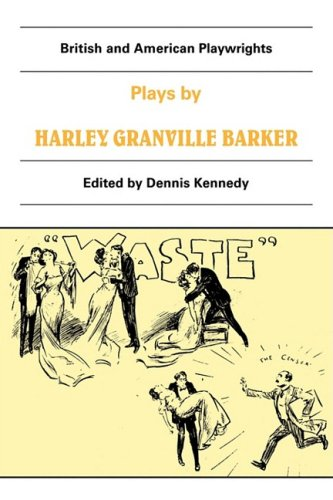 Plays by Harley Granville Barker