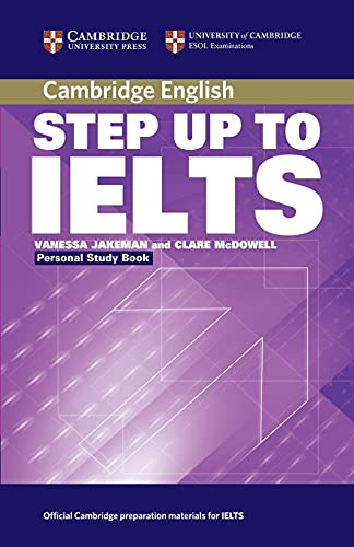 Step Up to IELTS Personal Study Book