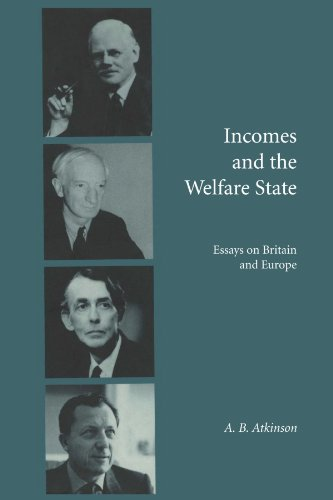 Incomes and the Welfare State