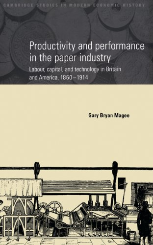 Productivity and Performance in the Paper Industry