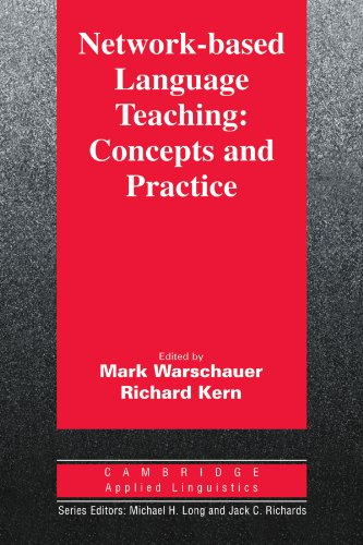 Network-Based Language Teaching: Concepts and Practice