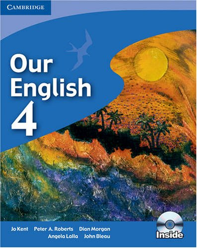 Our English 4 Student's Book with Audio CD