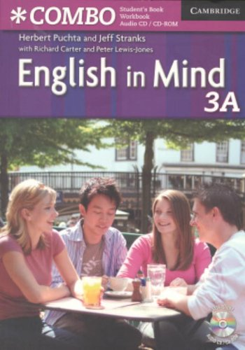 English in Mind Level 3A Combo with Audio CD/CD-ROM