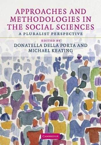 Approaches and Methodologies in the Social Sciences