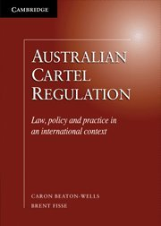 Australian Cartel Regulation