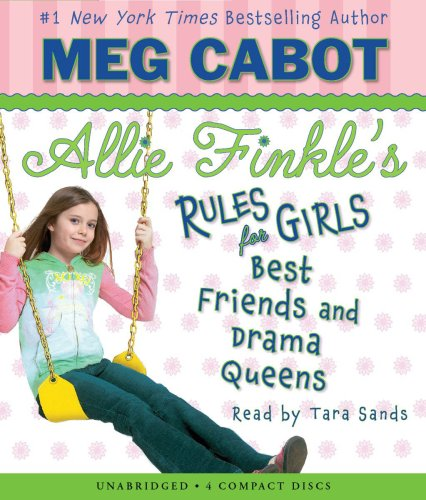 Best Friends and Drama Queens (Allie Finkle's Rules for Girls #3), 3