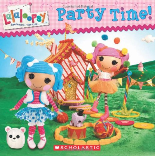 Lalaloopsy: Party Time!, Volume 2