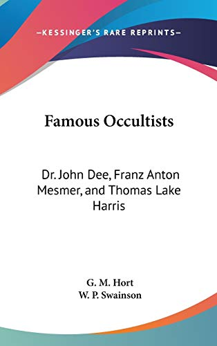 Famous Occultists