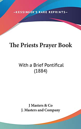 The Priests Prayer Book