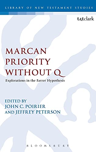 Marcan Priority Without Q