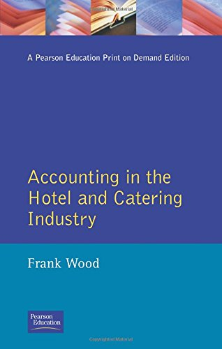 Accounting in the Hotel and Catering Industry