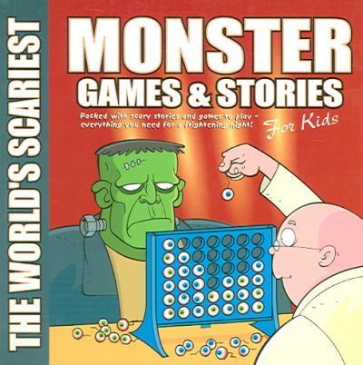 The World's Scariest Monster Games and Stories