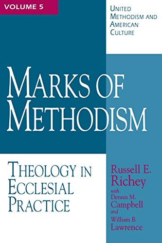 Marks of Methodism