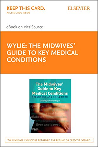 The Midwives' Guide to Key Medical Conditions - Elsevier eBook on Vitalsource - (Retail Access Card)