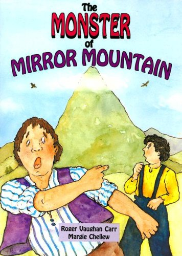 Monster of Mirror Mountain (Ltr Sml USA)
