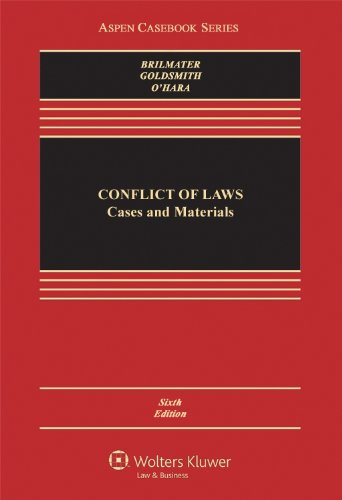 Conflicts of Law