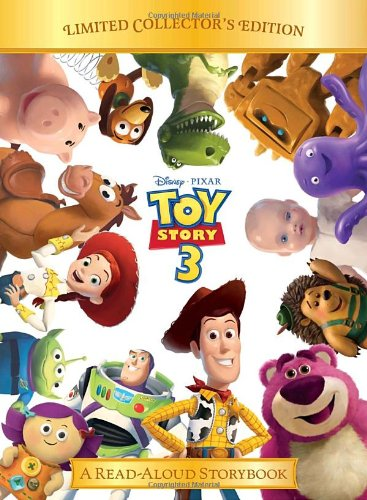 Toy Story 3: A Read-Aloud Storybook