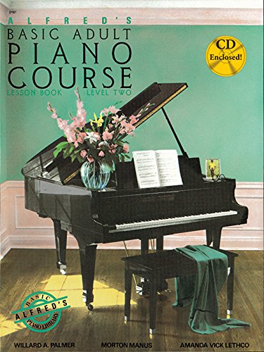 Alfred'S Basic Adult Piano Course Lesson Book 2