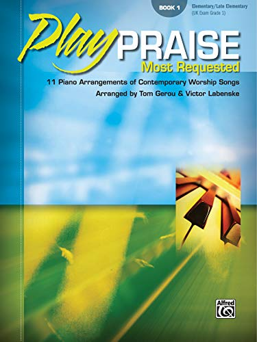 Play Praise -- Most Requested, Bk 1