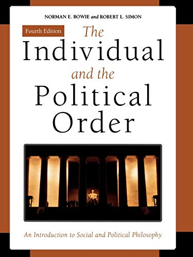 The Individual and the Political Order
