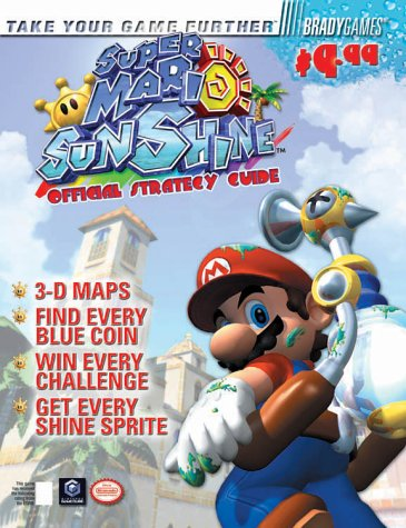 Super Mario Sunshine (TM) Official Strategy Guide