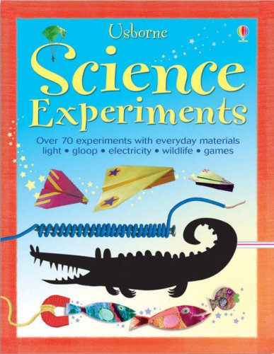 Book of Science Experiments