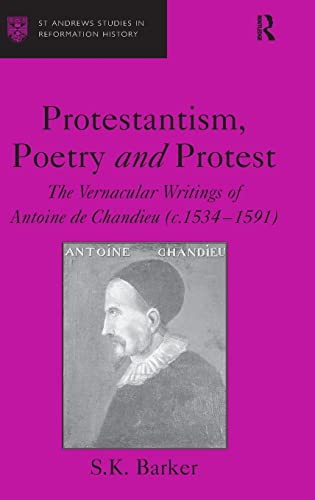 Protestantism, Poetry and Protest