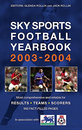 Sky Sports Football Yearbook 2003-2004