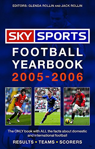 Sky Sports Football Yearbook 2005-2006