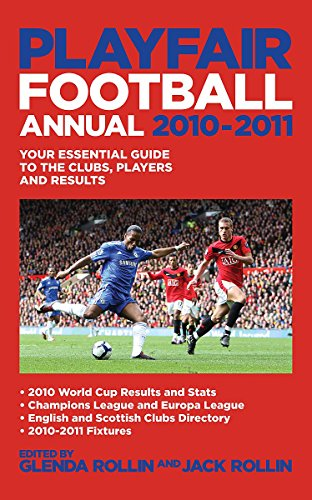 Playfair Football Annual 2010-2011