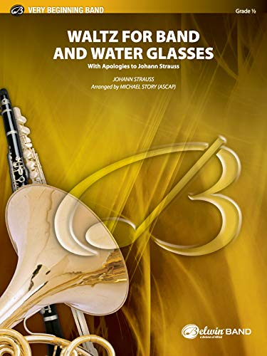 WALTZ FOR BAND & WATER GLASSESCBAND