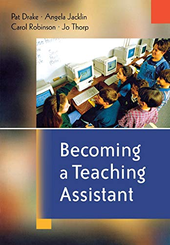 Becoming a Teaching Assistant